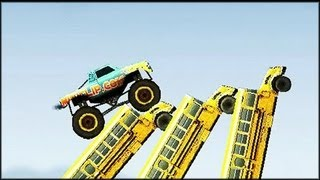 Monster Trucks Nitro Game
