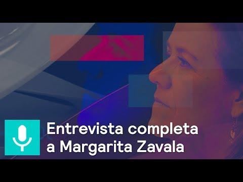 Tercer Grado entrevista a Margarita Zavala