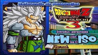 Evrim Z Iso tarafından ISO | Dragon Ball Z Budokai Tenkaichi 3 AF - Kadrosu ve Tüm Kostümler -