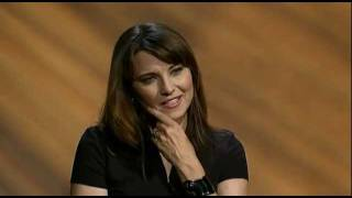 Lucy Lawless interview on sex scenes