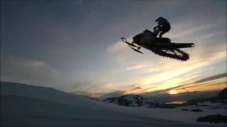 Don't let fear kill your dreams!   Snowmobile motivation