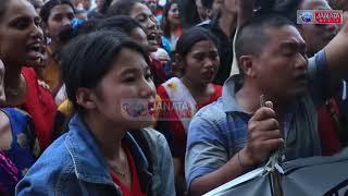 आज CMC मेडीकल अगाडी भएकोदृष्य जुन दृष्यले मेडीकल माथी प्रश्न खडागरेकोछ । Chitwan