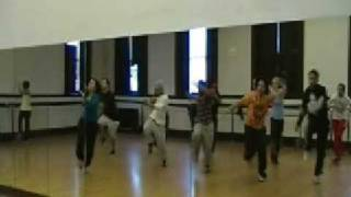 "Dancehall Fusion workshop Boston. Busy Signal - ""Up In Her Belly"""