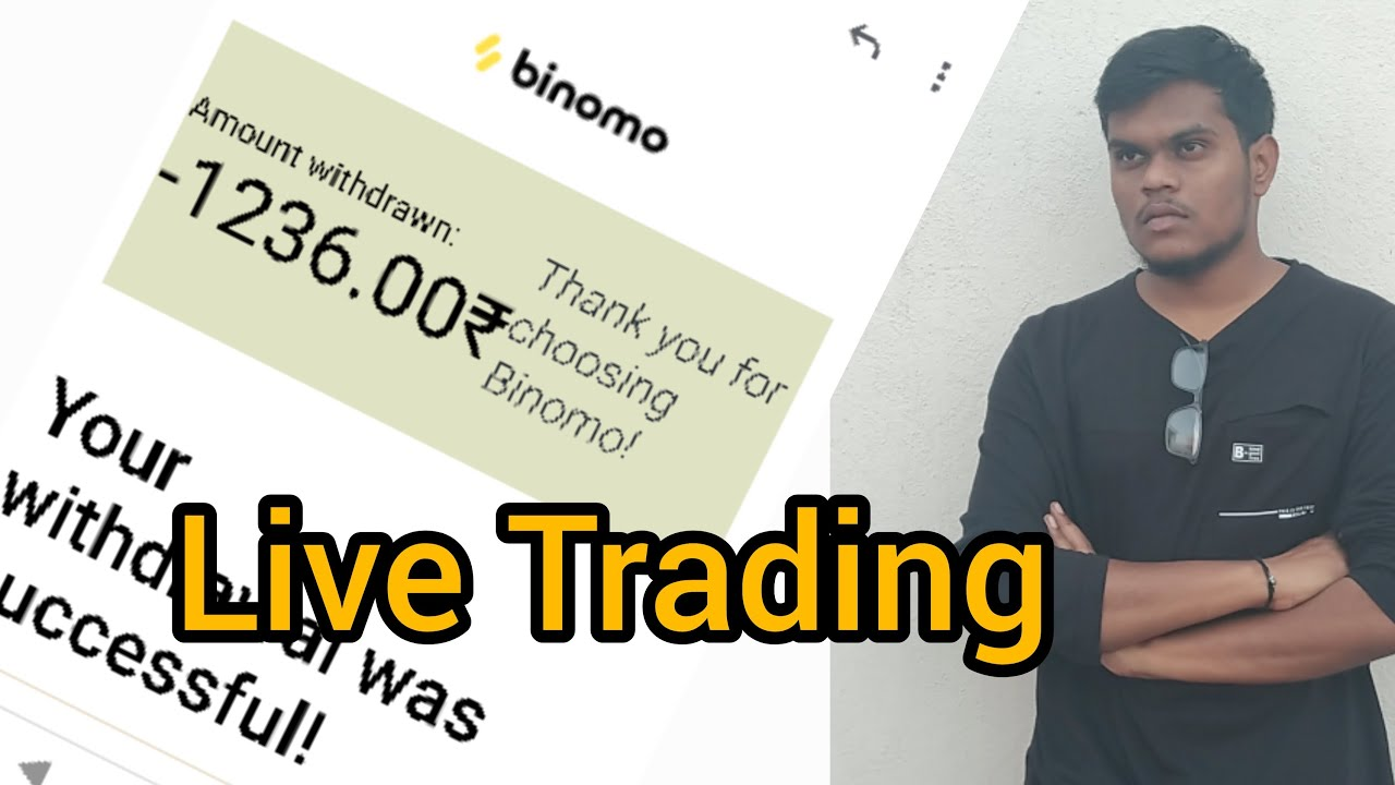 Tips dan trik sukses profit trading binary Binomo