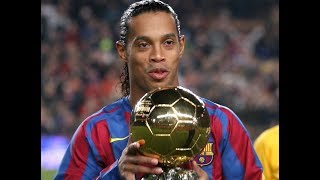 Ronaldinho -  The most skillful player of all time