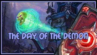 Hearthstone: The day of the demon (demon handlock)