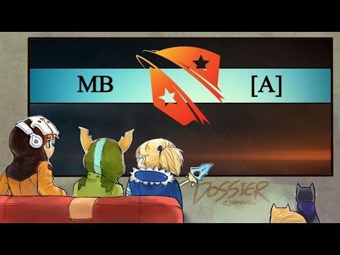 [ Dota2 ] (monkey) Business vs Alliance - Dota 2 Champions League Season 6 - Thai Caster