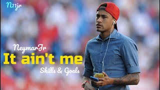 neymar jr it ain t me skills goals 2017   hd