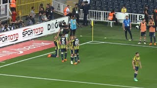Fernandao'nun golü [Fenerbahçe 3-2 Atiker Konyaspor 19.05.18]