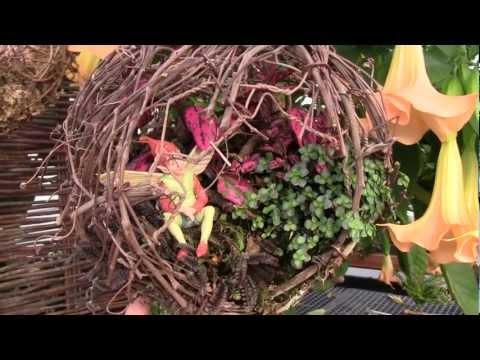 Miniature and Fairy Garden Ideas