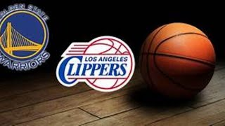 NBA PLAYOFFS: Los Angeles Clippers Vs. Golden State Warriors Live Stream Reaction & Play by Play