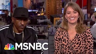 Rakim On The Secret To Longevity In Music And Business | The Beat With Ari Melber | MSNBC