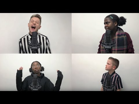 Beetlejuice - Say My Name Cover by Jordan Rabjohn & friends  EXCLUSIVE