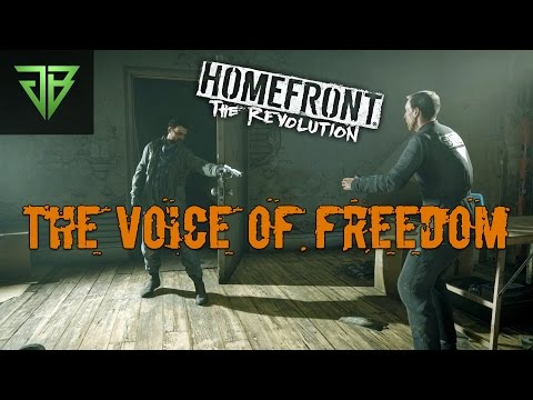 Homefront The Revolution DLC - THE VOICE OF FREEDOM Gameplay Walkthrough - No Commentary PC