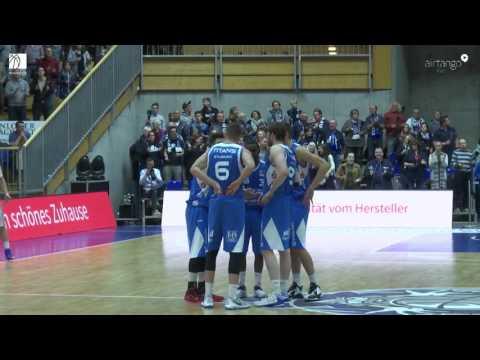 22.10.2016 - Crailsheim Merlins vs. Dresden Titans