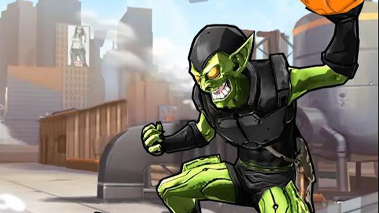 House of m green goblin - House Of M Green Goblin 4