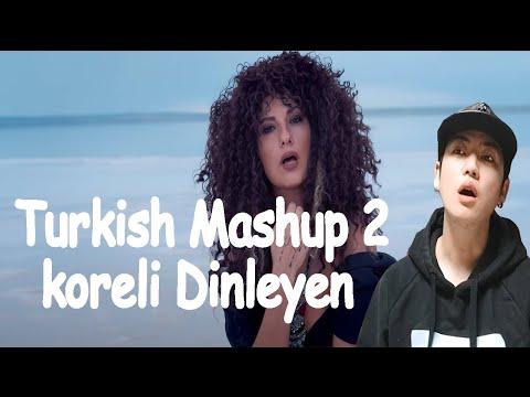 Slow Turkish Mashup 2  - Nazlı Vural l Dinleyen koreli Jangstar indir