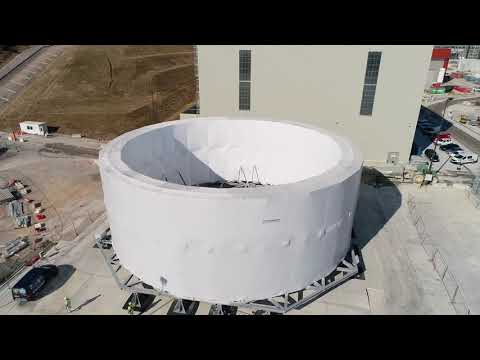 ITER Drone Video - June 2019