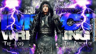 "(NEW) 2014: The Undertaker 2nd TNA Theme Song ► ""Demonic Ways"" (w/Intro) + DLᴴᴰ"