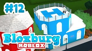 BUILDING A POLICE STATION - Roblox Willkommen in Bloxburg #12