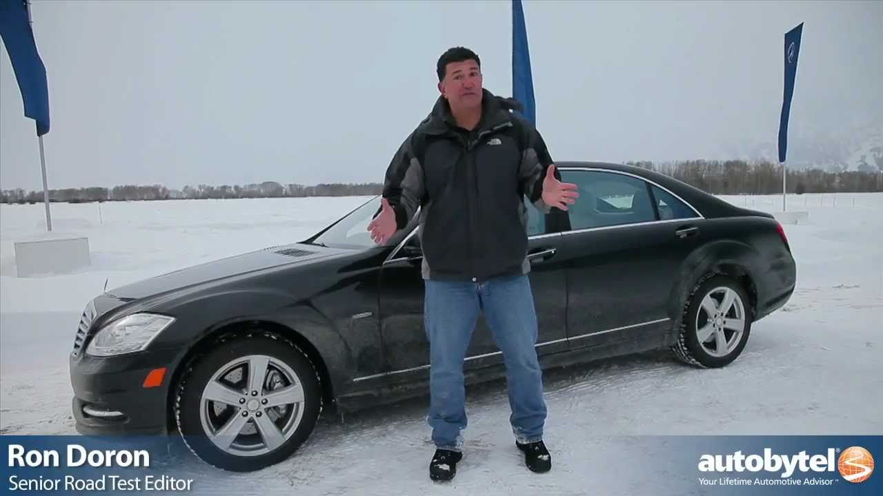 Download 2012 Mercedes-Benz S550 Test Drive & Luxury Car Video Review