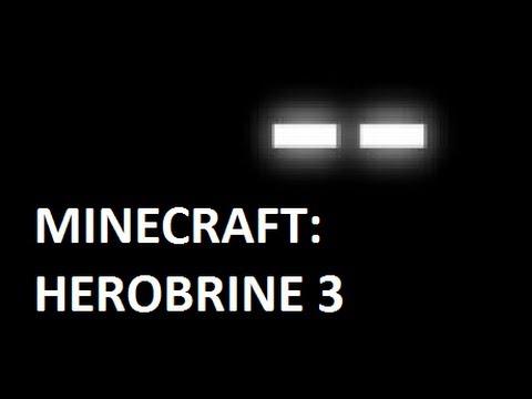 MINECRAFT: HEROBRINE 3 TRAILER | LIVE ACTION