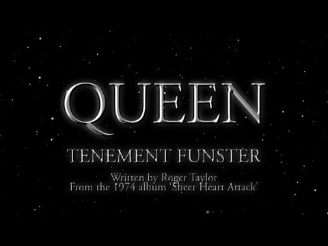 Queen - Tenement Funster (Official Lyric Video)