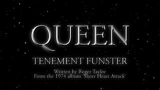 Watch Queen Tenement Funster video