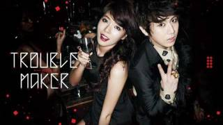 Trouble Maker (Hyunseung & Hyuna) Instrumental with back-up vocal