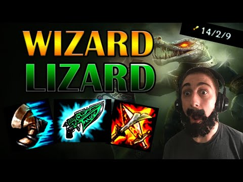 THIS DAMAGE IS INSANE!  AP WIZARD LIZARD IS TOO OP!  WHAT IS THIS BURST RIOT!?!?!  (SATIRE)