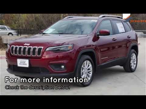 2019 Jeep Cherokee Fort Worth, Weatherford, Mineral Wells | Velvet Red | #50329