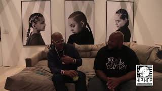 "Damon Dash ""When Jay worked with R. Kelly... (Aaliyah's Experience)"""