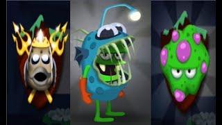 ОХОТНИКИ НА ЗОМБИ #148 Мульт Игра для детей про ловцов зомби Zombie Catchers #Мобильные игры