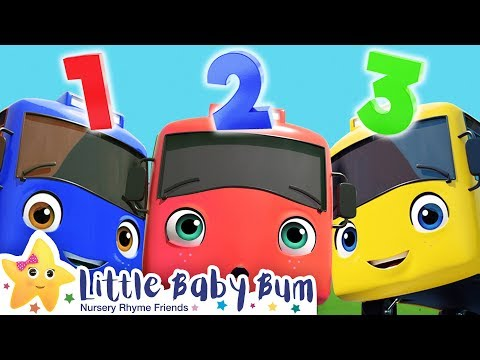 Repeat Animal Train Song! | NEW! | Little Baby Bum | Nursery