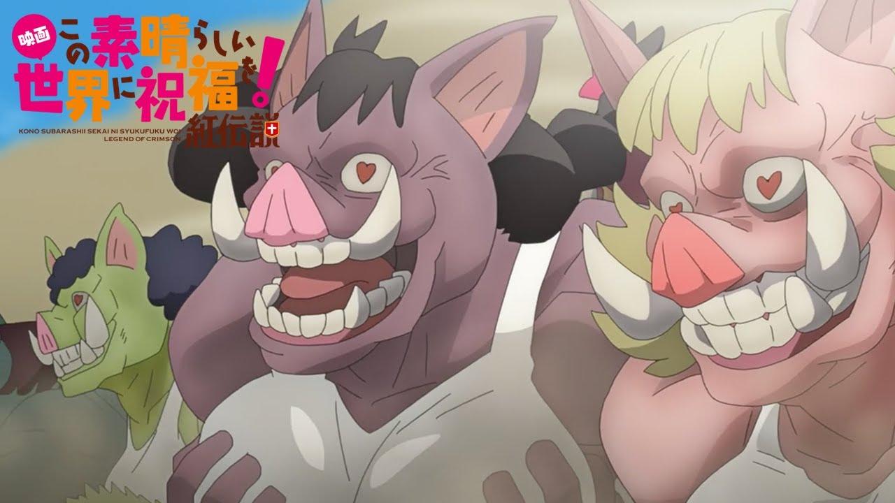 Download Orcs! | KONOSUBA -God's blessing on this wonderful world!- Legend of Crimson