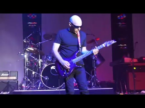 Joe Satriani - If I could fly live 2016