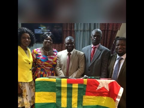 Prayer for Togo and Africa Network launched  in MD, USA - April 30, 2017