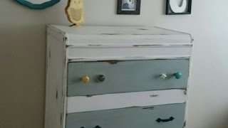 Easily Upgrade A Vintage Dresser - Diy Home - Guidecentral