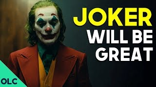 Why The JOKER Movie Could Be Great (w/iamthatroby)