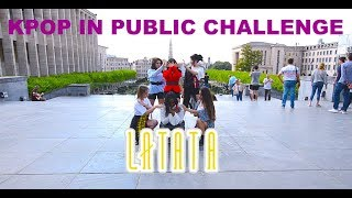 [KPOP IN PUBLIC CHALLENGE BRUSSELS] (G)I-DLE ((여자)아이들) _ LATATA - Dance cover by Move Nation