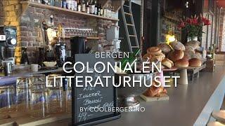 Restaurants in Bergen - Colonialen Litteraturhuset