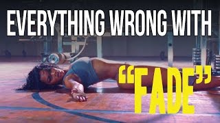 "Everything Wrong With Kanye West - ""Fade"""