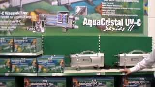 JBL AquaCristal UV-C Ультрафиолетовый стерилизатор для пресноводных и морских аквариумов и прудов