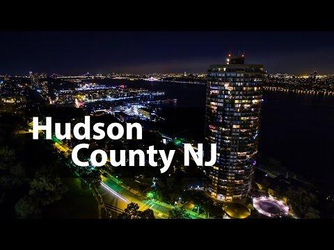 Hudson County NJ Aerial