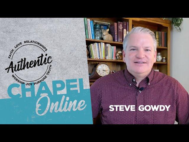 Biblical Perspective | Steve Gowdy