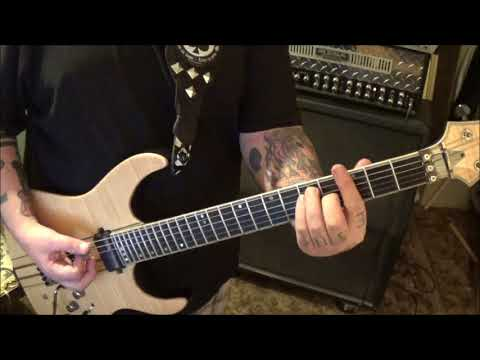 HUMBLE PIE - HALLELUJAH I LOVE HER SO - CVT Guitar Lesson by Mike Gross