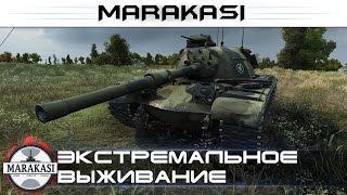 Выживание в экстремальных условиях, редкие медали World of Tanks