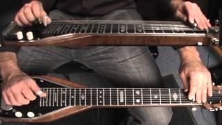 "Learn to play ""Almost to Tulsa"" on lap steel with Mike Neer"