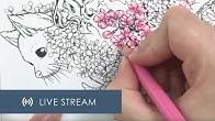 April sarah youtube Mythographic animals coloring book