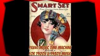 Hit Music of the 1920's & 1930's